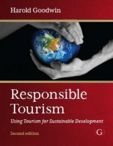 Responsible Tourism Book Cover