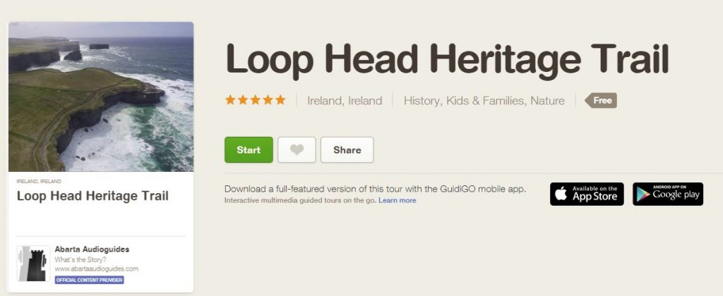 Loop Head Heritage Trail