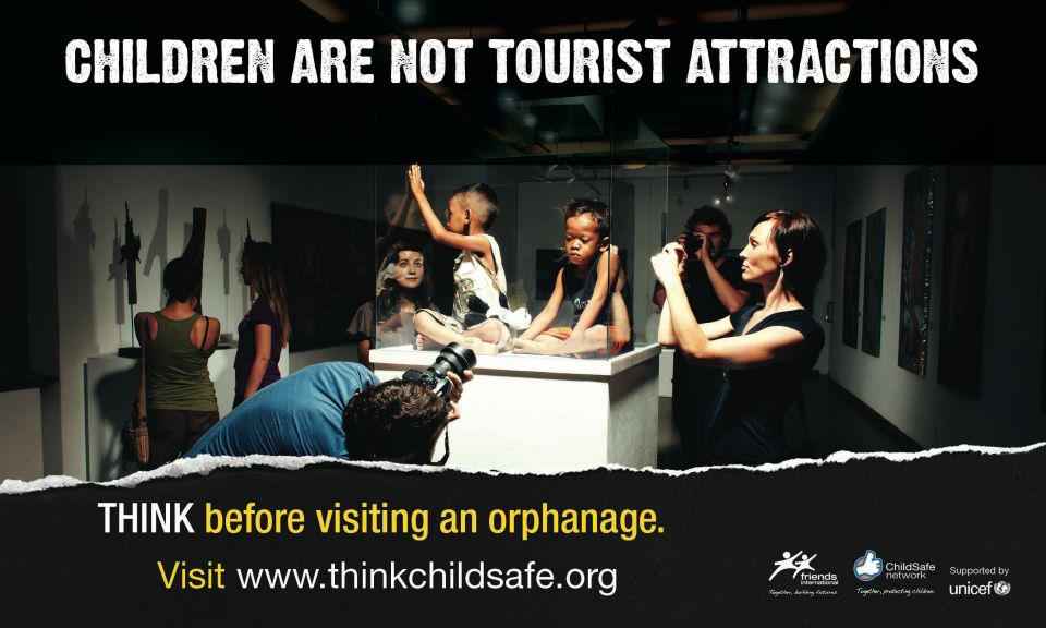 Children are not tourist attractions
